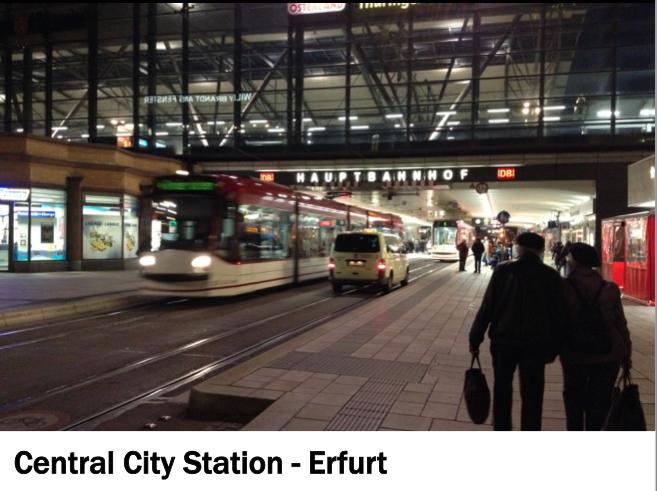 Erfurt station