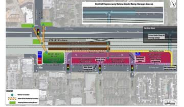 MV Transit Center Option 4