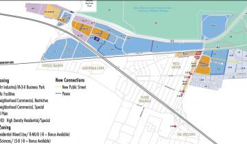 """New """"live work play"""" neighborhoods in Menlo Park"""